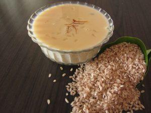 Delicious Pal Payasam