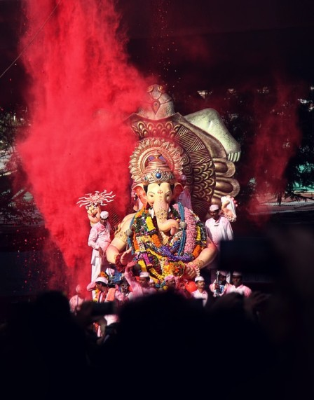 Ganeshostav- Lalbagacha Raja