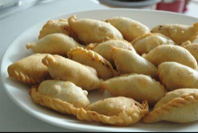 Recipe of Patti Samosa