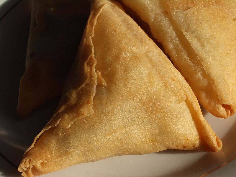 Brief Recipe of South Indian Samosa