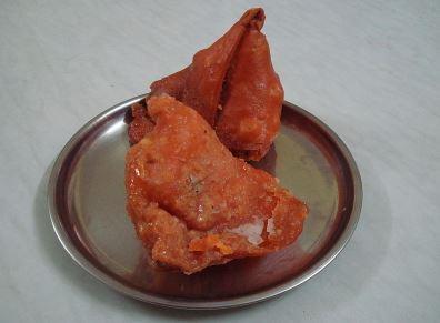 Recipe of Sweet Samosa